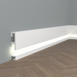 Skirting board PURE
