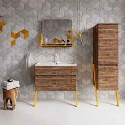 Collection of bathroom furniture OP-ARTY