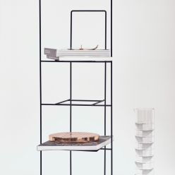 rewire magazine rack big black 2 MH1