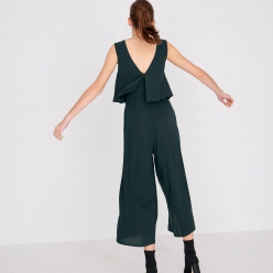 Hana Jumpsuit Dark Green